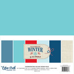 Echo Park - Celebrate Winter Collection - 12 x 12 Paper Pack - Solids