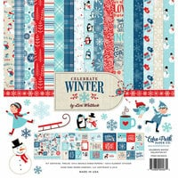 Echo Park - Celebrate Winter Collection - 12 x 12 Collection Kit