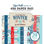 Echo Park - Celebrate Winter Collection - 6 x 6 Paper Pad