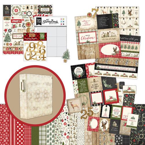 Echo Park - December Days - Album Kit - 77 Piece Bundle