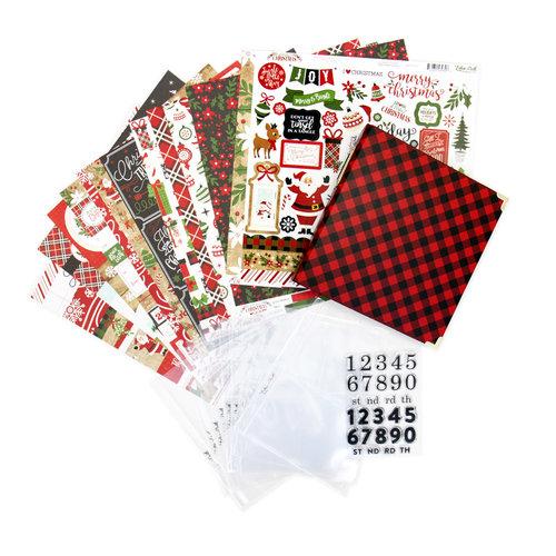 Echo Park - December Days - Christmas - Album Kit - Complete Bundle