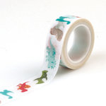 Echo Park - Dino Friends Collection - Decorative Tape - Dinos