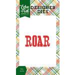 Echo Park - Dino Friends Collection - Designer Dies - Roar