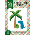 Echo Park - Dino Friends Collection - Designer Dies - Dino Scene