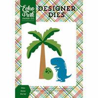 Echo Park - Dino Friends Collection - Designer Dies - Dino Scene