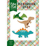 Echo Park - Dino Friends Collection - Designer Dies - Dinosaur Set 1