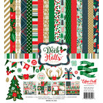 Echo Park - Deck the Halls Collection - Christmas - 12 x 12 Collection Kit