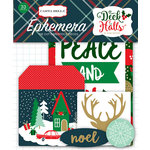 Echo Park - Deck the Halls Collection - Christmas - Ephemera