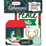 Echo Park - Deck the Halls Collection - Christmas - Ephemera