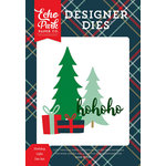Echo Park - Deck the Halls Collection - Christmas - Designer Dies - Holiday Gifts
