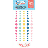 Echo Park - Dive Into Summer Collection - Enamel Dots