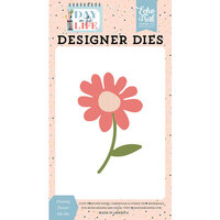 Echo Park - Day In The Life Collection - Designer Dies - Dreamy Flower