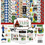 Echo Park - Down on the Farm Collection - 12 x 12 Collection Kit