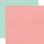 Echo Park - Summer Dreams Collection - 12 x 12 Double Sided Paper - Pink