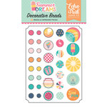 Echo Park - Summer Dreams Collection - Decorative Brads