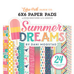 Echo Park - Summer Dreams Collection - 6 x 6 Paper Pad
