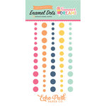 Echo Park - Summer Dreams Collection - Enamel Dots