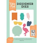 Echo Park Summer Dreams I Heart Summer Designer Dies