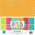 Echo Park - Dots and Stripes Collection - Brights - 12 x 12 Collection Kit