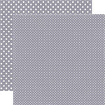 Echo Park - Dots and Stripes Collection - Travel - 12 x 12 Double Sided Paper - New York