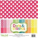 Echo Park - Dots and Stripes Collection - Spring - 12 x 12 Collection Kit