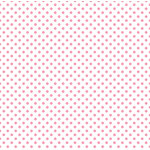 Echo Park - Dots and Stripes Collection - Easter Vellum Dot - 12 x 12 Vellum - Pink Blossoms
