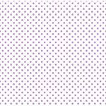 Echo Park - Dots and Stripes Collection - Easter Vellum Dot - 12 x 12 Vellum - Purple Tulips