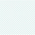 Echo Park - Dots and Stripes Collection - Easter Vellum Dot - 12 x 12 Vellum - Blue Eggs