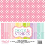 Echo Park - Dots and Stripes Collection - Spring - 12 x 12 Collection Kit - Two