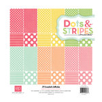 Echo Park - Neapolitan Dots and Stripes Collection - 12 x 12 Collection Kit