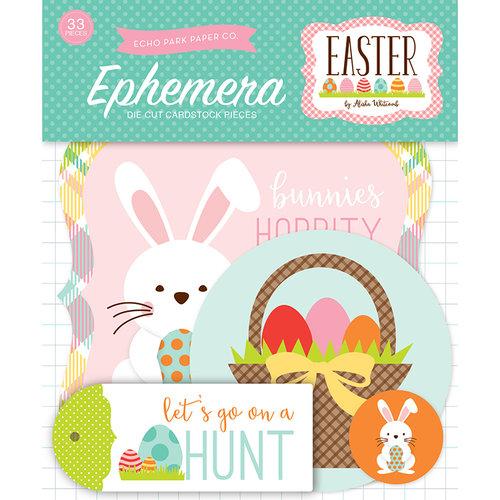 Echo Park - Easter Collection - Ephemera
