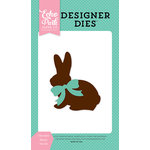 Echo Park - Easter Collection - Designer Dies - Chocolate Bunny
