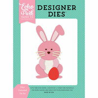 Echo Park - Easter Collection - Designer Dies - Peter Cottontail