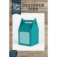 Echo Park - Designer Dies - 3D Square Gable Box