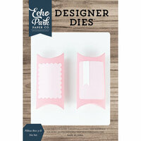 Echo Park - Designer Dies - 3D Pillow Box
