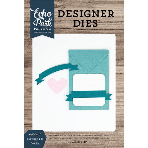 Echo Park - Designer Dies - Gift Card Envelope