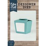 Echo Park - Designer Dies - 3D Take Out Box