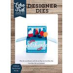 Echo Park - Designer Dies - Pop Up Card - Celebrate
