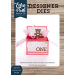 Echo Park - Designer Dies - Pop Up Card - Little One