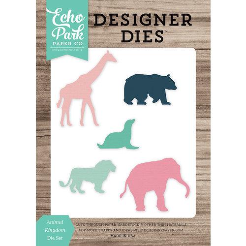 Echo Park - Designer Dies - Animal Kingdom