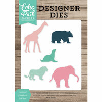 Echo Park - Designer Dies - Animal Kingdom
