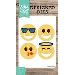 Echo Park - Designer Dies - Emoji Set No. 2