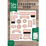 Echo Park - Designer Dies - Simple Labels