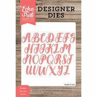 Echo Park - Designer Dies - Brooklyn Uppercase