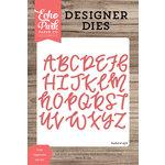 Echo Park - Designer Dies - Lucy Uppercase