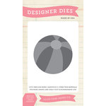 Echo Park - Summer Collection - Designer Dies - Beach Ball