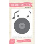 Echo Park - Everyday Collection - Designer Dies - Rock On