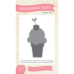 Echo Park - Children Collection - Designer Dies - Ice Cream Cone