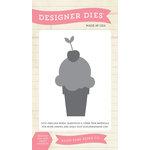 Echo Park - Children Collection - Designer Dies - Ice Cream Cone