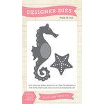 Echo Park - Summer Collection - Designer Dies - Seahorse